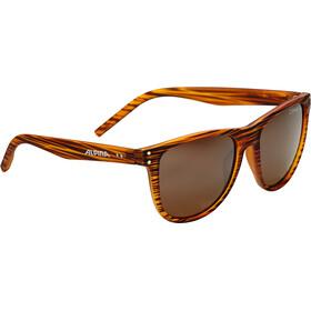 Alpina Ranom Cykelbriller brun